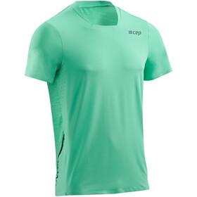 cep SS Run skjorte Herrer, grøn